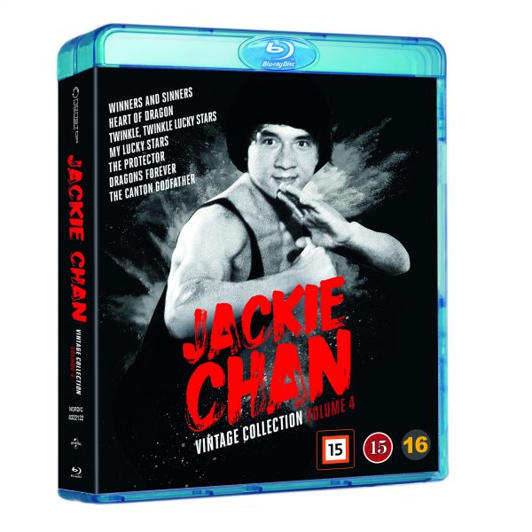 Jackie Chan Vintage Collection 4- Blu ray