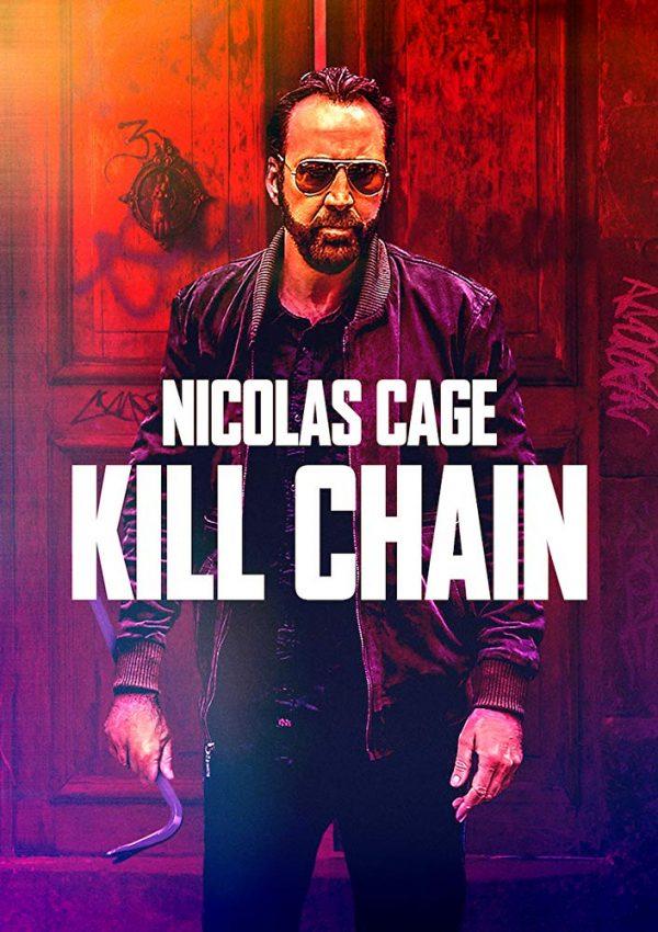 Kill Chain - Blu ray