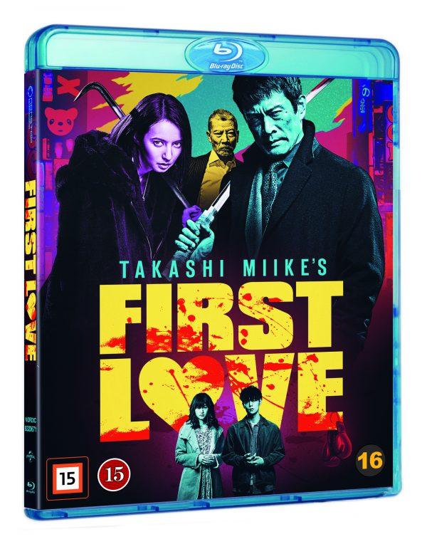 First Love - Blu ray