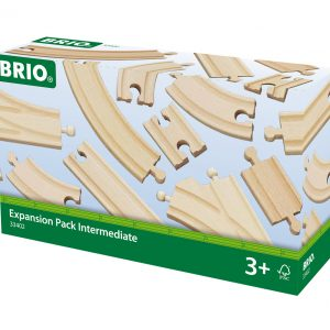 BRIO - Expansion Pack Intermediate 16pcs. (33402)