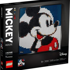 LEGO ART - Disney's Mickey Mouse (31202)