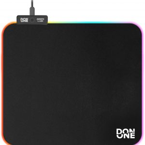 DON ONE - AMATO Mousepad LED Large L - Soft Surface