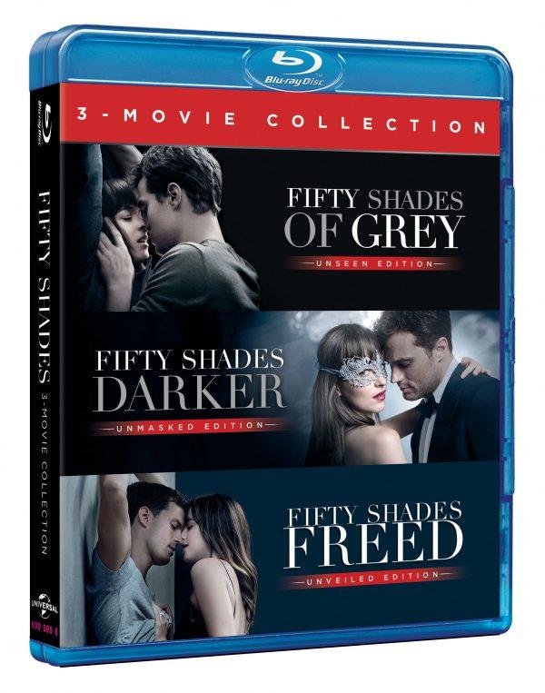Fifty Shades Trilogy Box Set (Blu-Ray)
