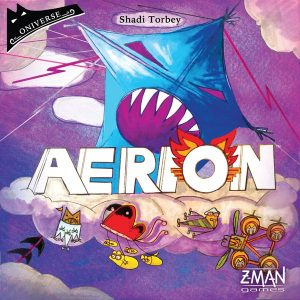 Aerion - Boardgame (English) (ZMGZM4904)