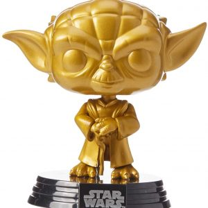 Funko! POP - Star Wars - Chrome Exclusive Yoda (43018)