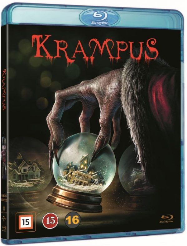 Krampus (Adam Scott) (Blu-ray)