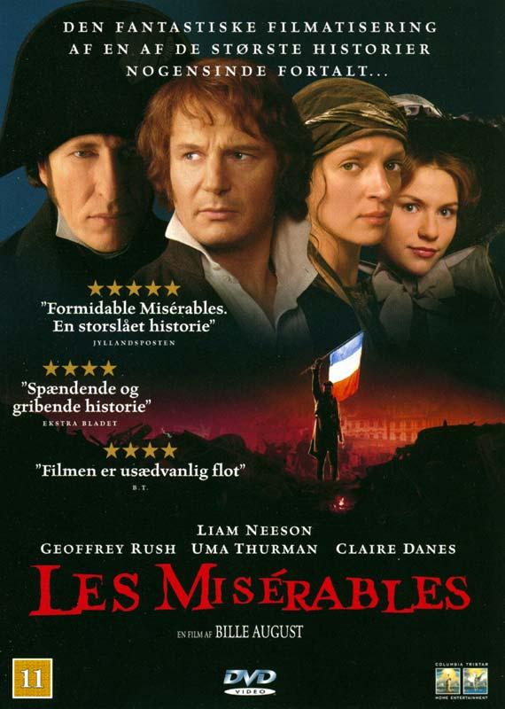 Les Misérables (Liam Neeson) - DVD