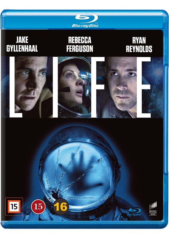 Life (Jake Gyllenhaal) (Blu-ray)