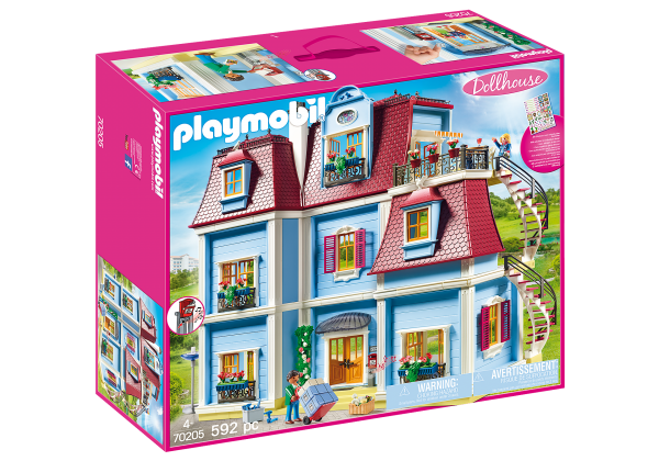 Playmobil - Large Dollhouse (70205)