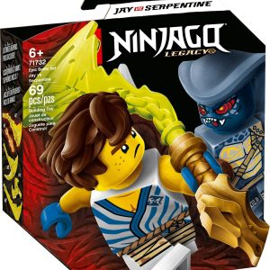 LEGO Ninjago - Epic Battle Set - Jay vs. Serpentine (71732)