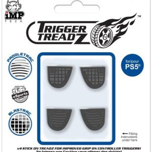 iMP Playstation 5 Trigger Treadz 4 Pack