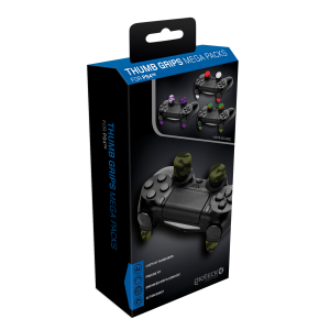 Gioteck Playstation 4 Thumb Grips Mega Pack