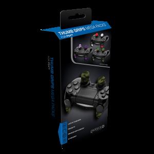 Gioteck Playstation 4 Thumb Grips Mega Pack