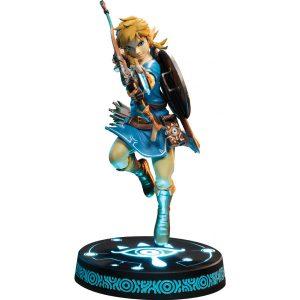Link (The Legend Of Zelda: Breath of the Wild)(Collectors) PVC