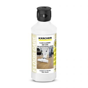 Kärcher - Floor Cleaning And Care For Olied Waxed Wood