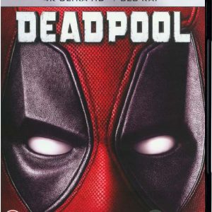 Deadpool (4K Blu-Ray)