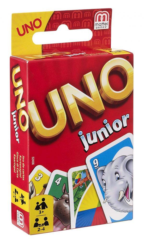 Mattel - Uno Junior (52457/GKF04)