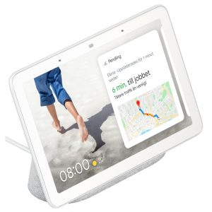 Google NEST Home HUB Chalk Nordics