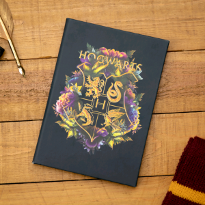 Harry Potter - Hogwarts Floral Notebook (PP6727HP)