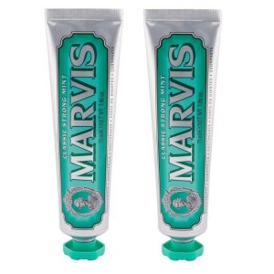 MARVIS - Toothpaste Classic Strong Mint 2x85 ml