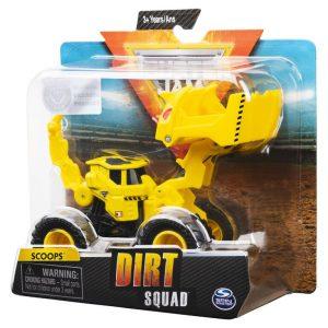 Monster Jam - Dirt Squad - Scoops (20121442)