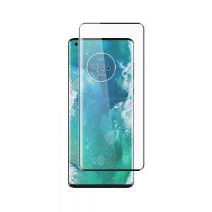 Motorola Edge 5G / Edge+ 5G Iskunkestävä AGC Panssarilasi koko näytölle