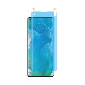 Motorola Edge 5G / Edge+ 5G Nano-TPU Suojakalvo koko näytölle