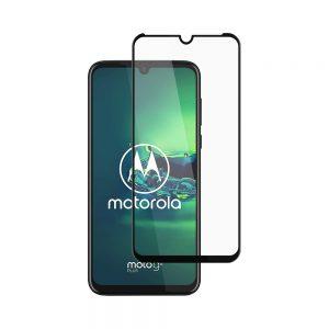 Motorola Moto G8 Plus Iskunkestävä AGC Panssarilasi koko näytölle