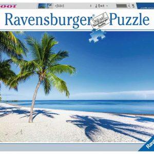 Ravensburger - Puzzle 1000 - Beach Escape (10215989)
