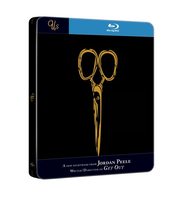 US (2019) - 4K UHD + Blu Ray