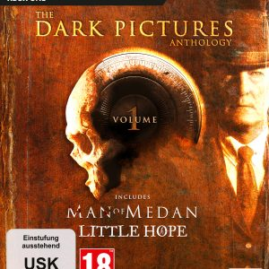 Dark Pictures Little Hope Vol. 1
