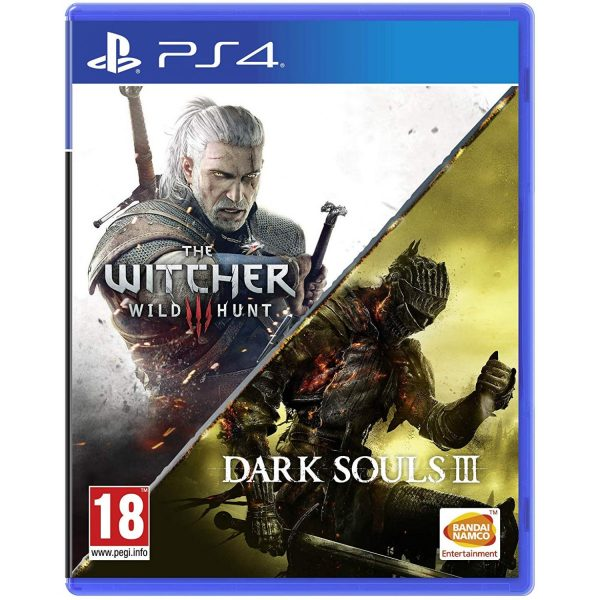 Dark Souls 3 / The Witcher 3 Wild Hunt