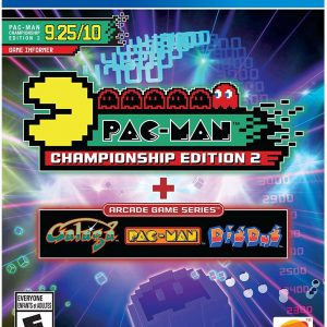 Pac-Man Championship Edition 2 + Arcade Game Series (#)