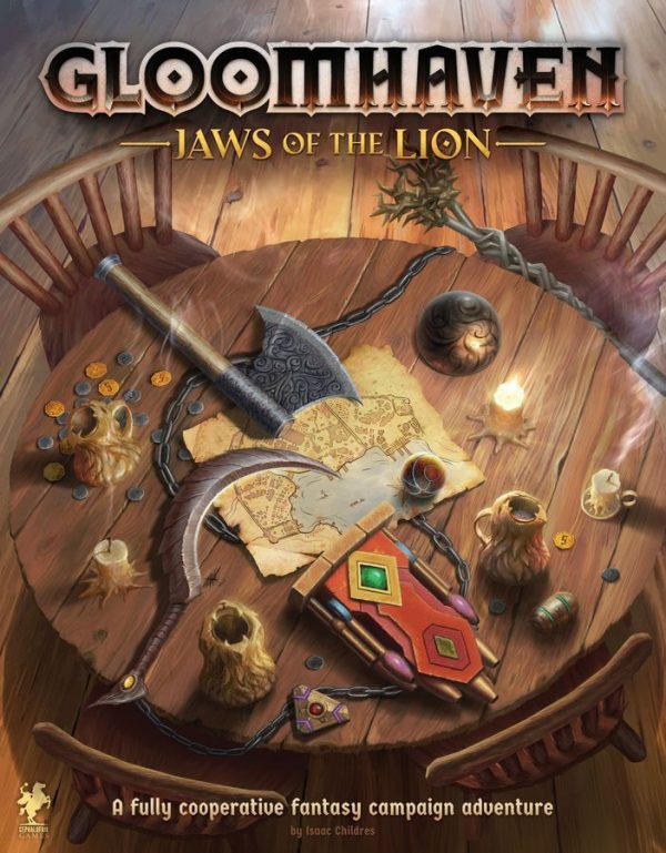 Gloomhaven - Jaws of the Lion (CPH0501)