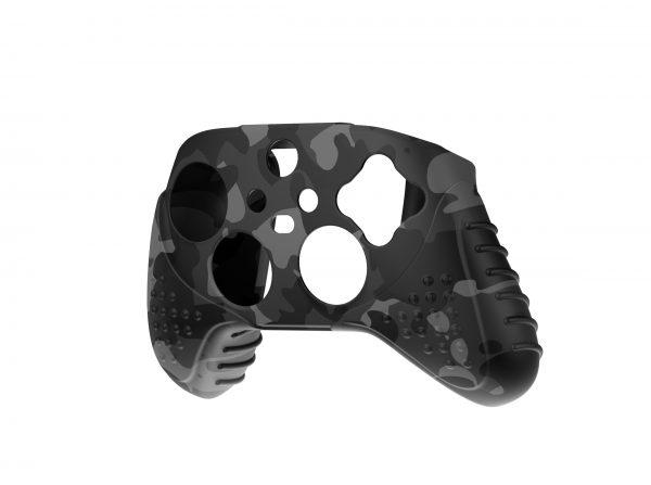 Piranha Xbox Protective Silicone Skin (Gray Camo)