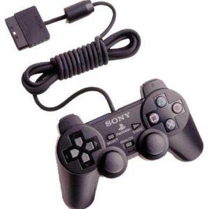 Sony Controller Dual Shock [BLACK] (EU)