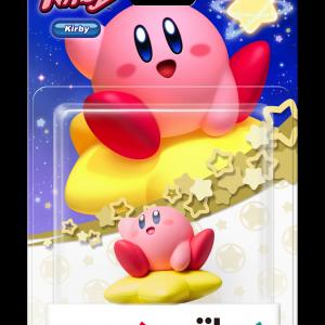 Nintendo Amiibo Figuuri Kirby (Kirby Collection)