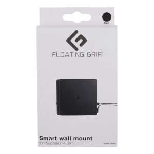Floating Grip Playstation 4 Slim Wall Mount