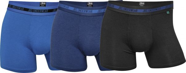 JBS - 3-pack Tights Bamboo Blue