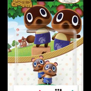 Nintendo Amiibo Figurine Timmy & Tommy (Animal Crossing)