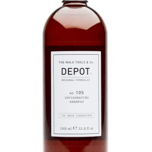 Depot - No. 105 Invigorating Shampoo - 1000 ml