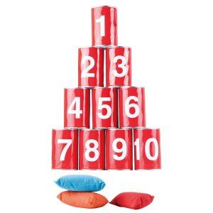 Tin Toss Game (302175)