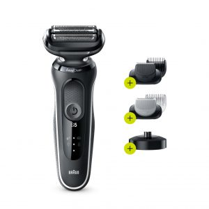 Braun - Series 5 50-W4650cs Wet & Dry Shaver