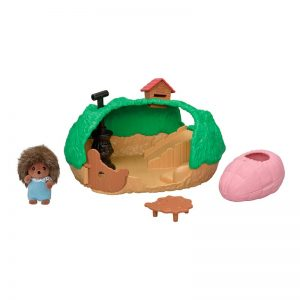 Sylvanian Families - Baby Hedgehog Hideout Playset (5453)