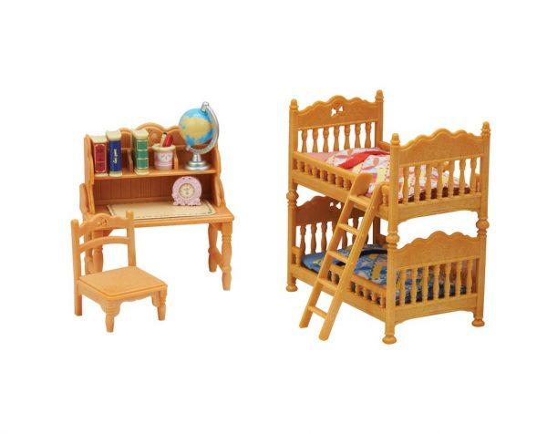 Sylvanian Families - Children's Bedroom Set (5338)