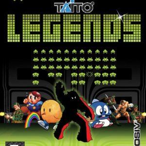 Taito Legends (XPL)