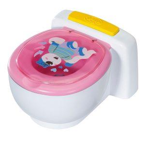 Baby Born - Bath Poo-Poo Toilet (828373)