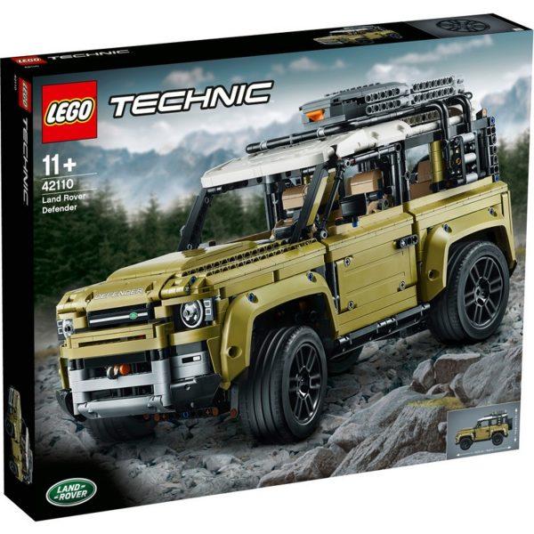LEGO - Technic - Land Rover Defender (42110)