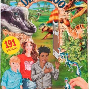 Dino World - Zoo Activity Book (411400)