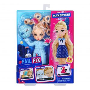 Fail Fix - Total Makeover Doll Pack - @PreppiPosh (30184)